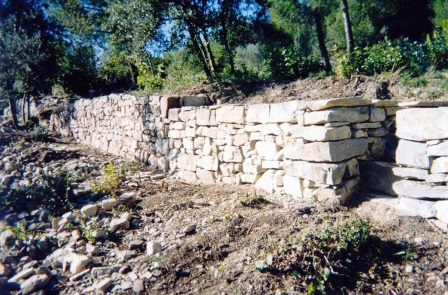 2002 - mur nord est