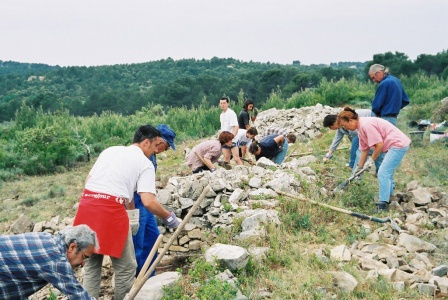 2003 - les tourettes