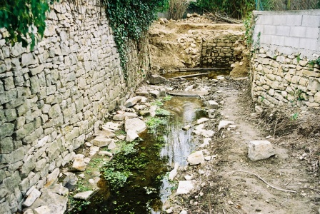 2004 - Le rinçoir de Villevieille