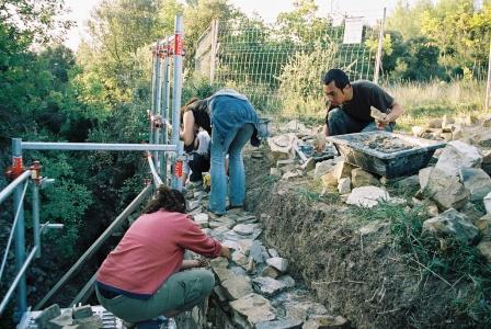 Chantier Jeunes - 2004