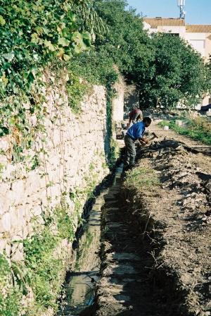 2005 - Le rinçoir de Villevieille