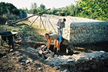 Chantier Jeunes - 2005