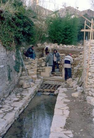 2006 - Le rinçoir de Villevieille