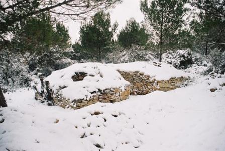 2010 - La capitelle jumelle Nord