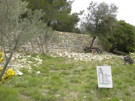 2010 - mur nord est