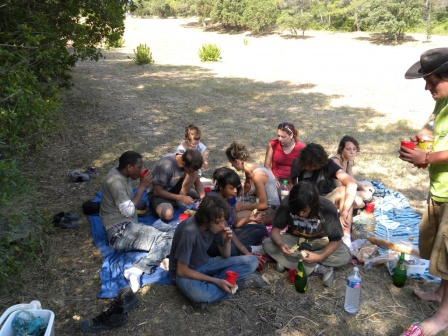 Chantier Jeunes - 2010