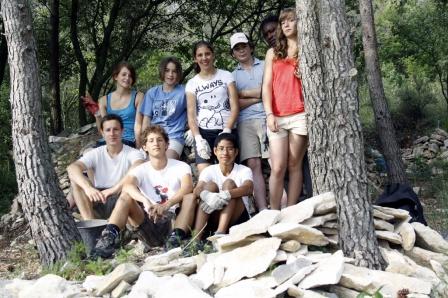 Chantier Jeunes - 2011