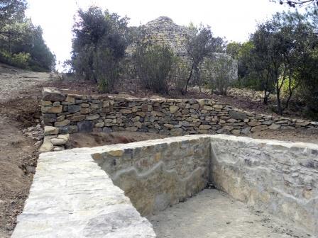 2012 - Bassin losange