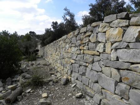 2012 - mur nord est