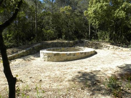 Le bassin Ovale